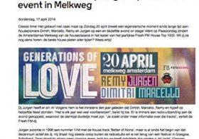 'De Grote Drie' & DJ Jurgen in Melkweg