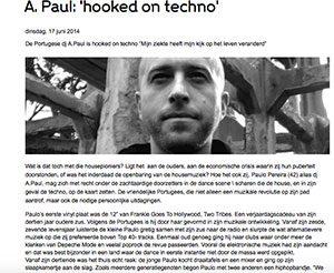 interview A.Paul marcelineke 300x246 - DJ/producer A.Paul: 'Hooked on techno'