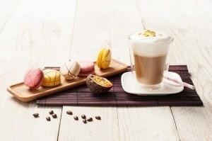 Passionfruit Coffeemg 300x199 - Perfect, verfijnd melkschuim