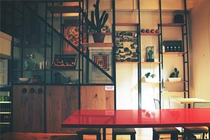 Salsa Shop Interior - Good Food, Fast!