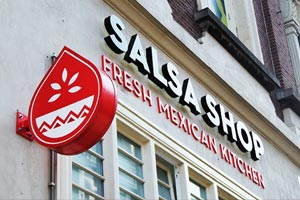 Salsa Shop Store - Good Food, Fast!