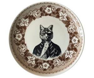 Vintage bord kat - Vintage aan de muur