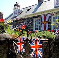 Bevrijdingsdag op Guernsey