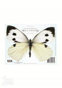 interieursticker big butterflies 17 x 12 cm van kek amsterdam.png 212x300 - Levensechte vlinders