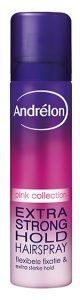 Andrélon Pink Styling Extra Strong Hold Hairspraymg 80x300 - Trend: Droogshampoo