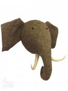scandi chic dierenkop elephant 225x300 - Vrolijk op stap