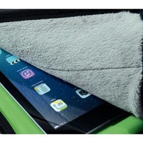 Leitz Complete Smart Traveller detail soft fleecemg - Mobiel kantoor