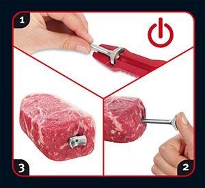 3 UseSteakChampmg 300x275 - Intelligente vleesthermometer