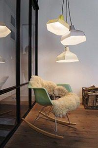 INTERIOR FOLDED LAMPSHADE  001 BY ANNEMARIJNE BAX  200x300 - Folded Lampshade