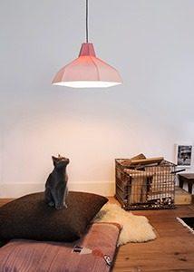 INTERIOR FOLDED LAMPSHADE 002 BY ANNEMARIJNE BAX mg 214x300 - Folded Lampshade
