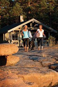 aland bungalowmg 200x300 - Varend vakantiehuis in Finland