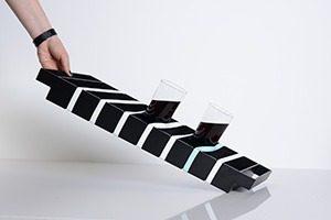 Grip Parallel Black 0420mg 300x200 - Geen gemors met GRIP dienbladen