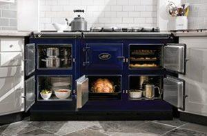 AGA-DC-Gas-Dark-Blue-5-oven-Roomset-2marcelineke