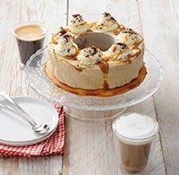 Heerlijke Frappuccino taart