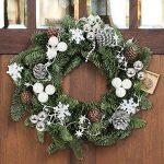 Kerstkrans-Witte-Parels-marcelineke