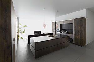 dekton keuken marcelineke 300x200 - Minimalistische keuken