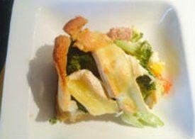 Recept Broccoli-taart met Brie