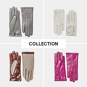 Hestra Collection Women 01 marcelineke - Handschoenen van houthakkersjasjes