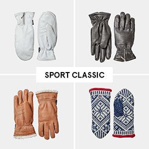 Hestra Sport Classic Women 01 marcelineke - Handschoenen van houthakkersjasjes