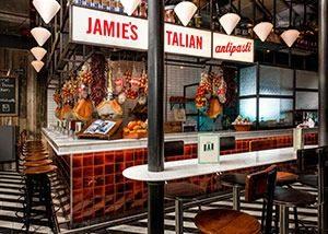 jamies 5 marcelineke 300x214 - Jamie's Italian in Rotterdam