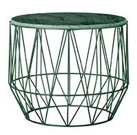 Geometrische salontafel