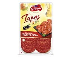 Chorizo 20pamplona marcelineke - Hapjesidee: Blini's met Chorizo