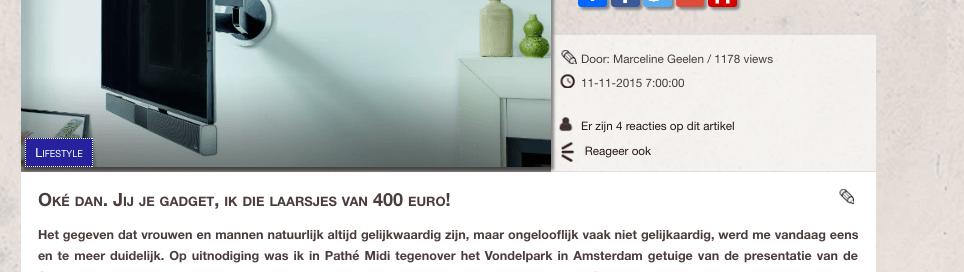 Schermafbeelding 2017 03 20 om 15.16.21 - Oké dan. Jij je gadget, ik die laarsjes van 400 euro!