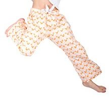 Hippe pyjamabroeken van biologisch katoen