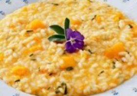 Recept Romige Risotto met Pompoen