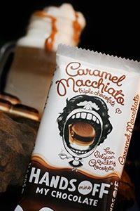 reep caramel macchiato marcelineke 200x300 - Caramel Macchiato als chocoladereep