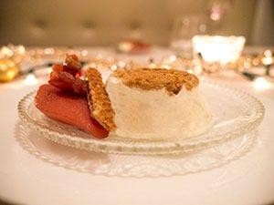 4. dessert marcelineke 300x225 - Beebox wil eerlijk kerstmenu