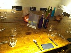 rosti mepal gedekte tafel marcelineke 300x224 - Rosti Mepal en de emotie van samen koken