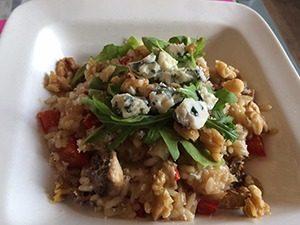 risotto recept 1 marcelineke 300x225 - Recept: Risotto porcini, walnoten en gorgonzola