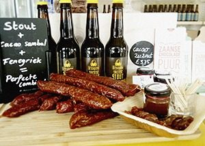 Producten marcelineke 300x213 - Food pairing: schat aan bier- en spijscombinaties