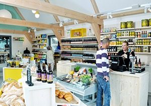 Winkel binnen marcelineke 300x211 - Food pairing: schat aan bier- en spijscombinaties